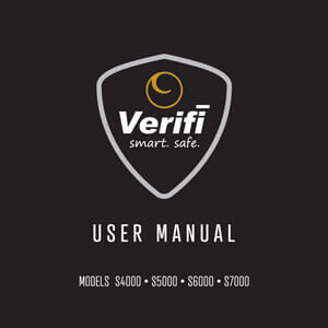 Verifi Smart.Safe. User Manual