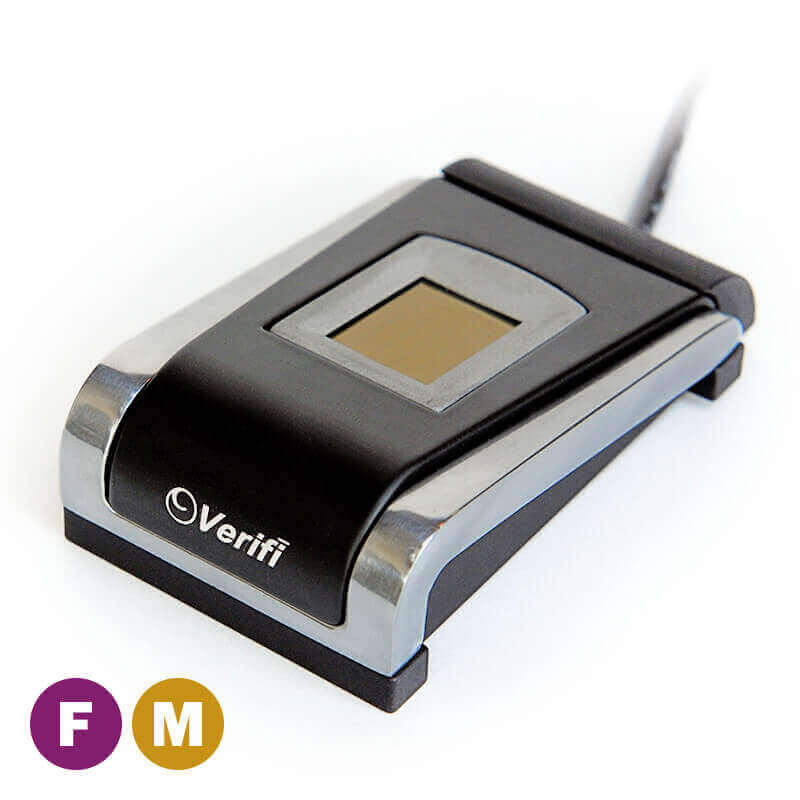 Verifi P6000TPM Fingerprint Reader